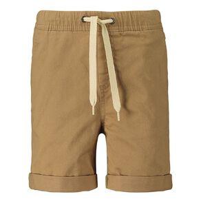 Young Original Boys' Plain Chino Shorts