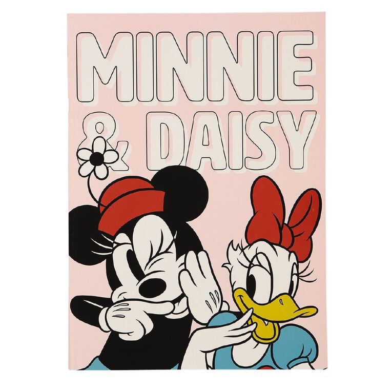 Minnie Mouse Q2 Scrapbook 64 Pages Pink, , hi-res image number null