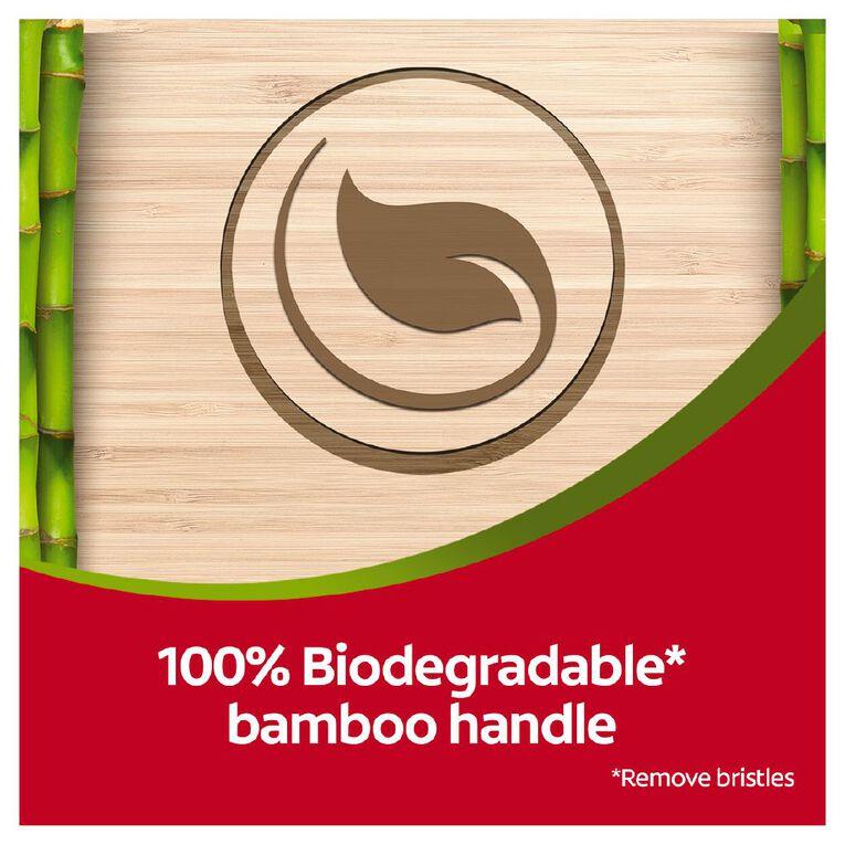 Colgate Bamboo Toothbrush Kids 6+ Years 1 Pack, , hi-res