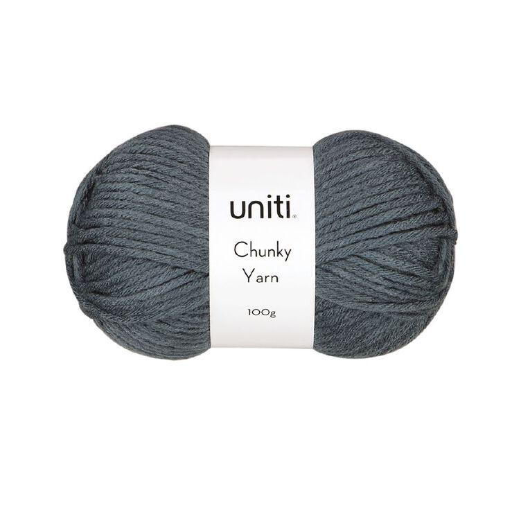Uniti Yarn Chunky 100g Blue Mirage, , hi-res image number null