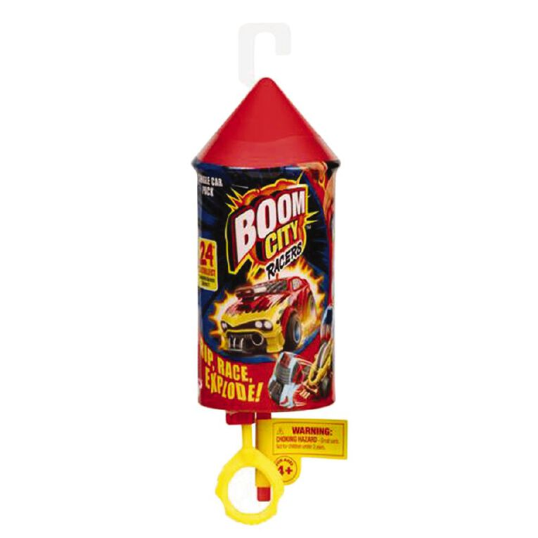 Boom City Racer Single Pack, , hi-res