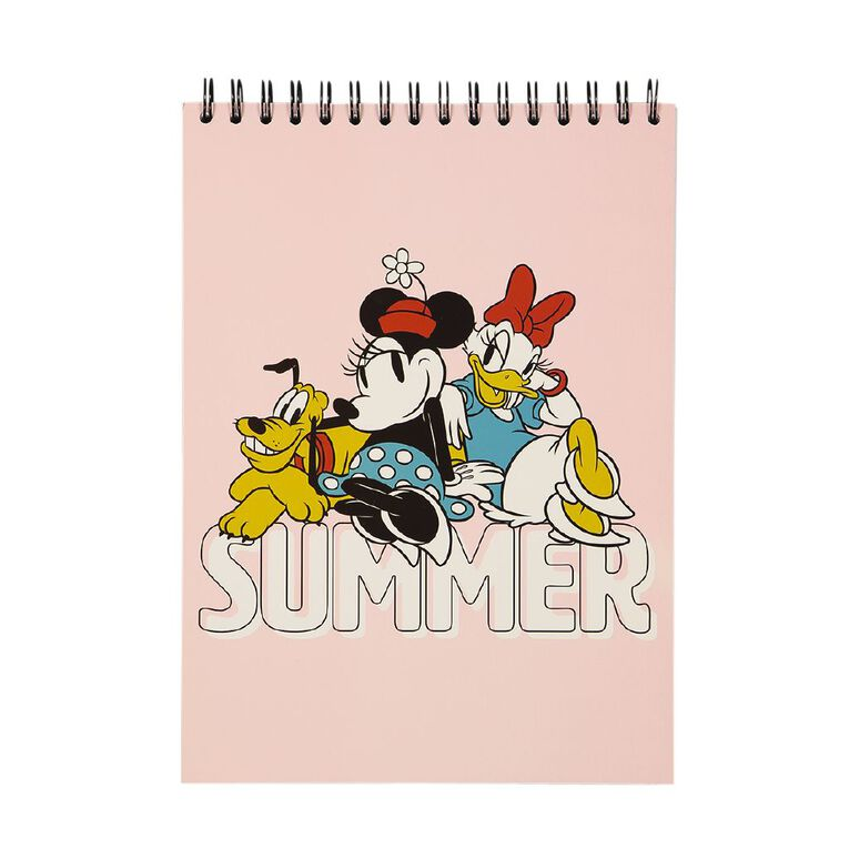 Minnie Mouse Q2 Sketchpad A4 Pink A4, , hi-res image number null