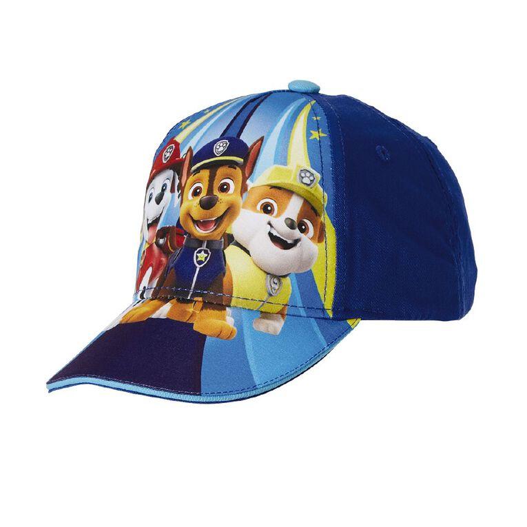 Paw Patrol Boys' Cap, Blue, hi-res