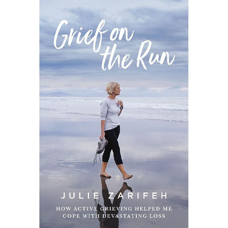Grief on the Run by Julie Zarifeh, , hi-res