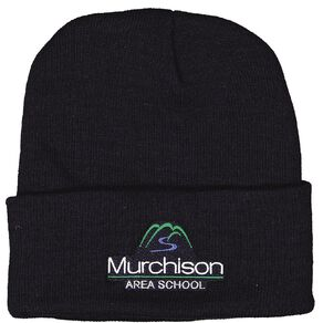 Schooltex Murchison Area Beanie with Embroidery