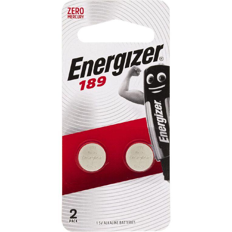 Energizer Battery 189 Calculator 2 Pack, , hi-res