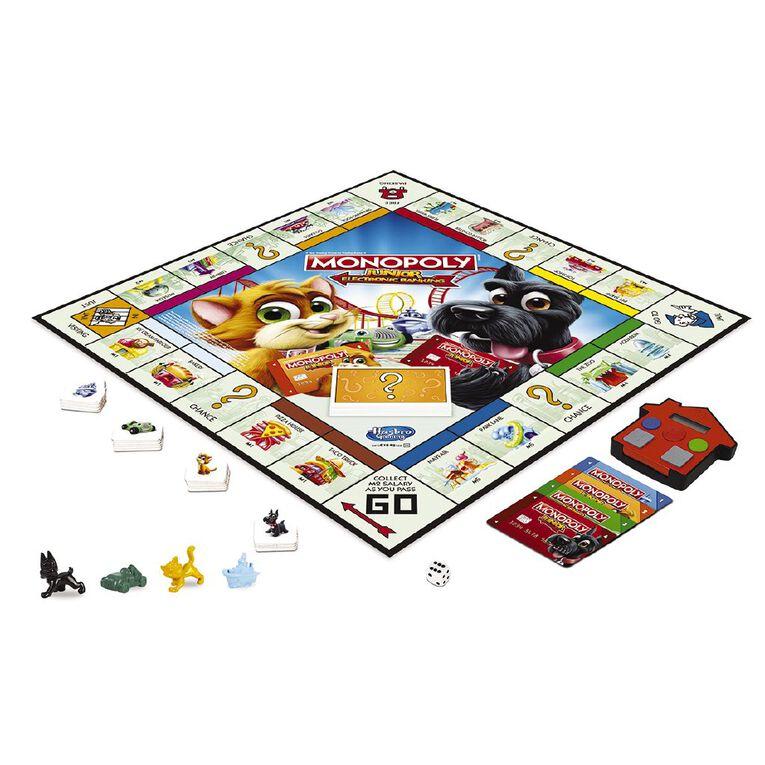Monopoly Junior Electronic Banking, , hi-res
