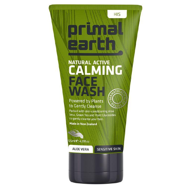 Primal Earth Facewash 125ml, , hi-res