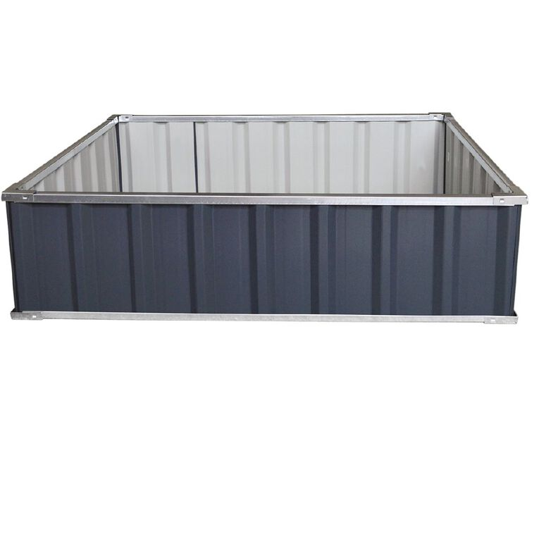 Kiwi Garden Snaplock Garden Bed 118L x 90W x 30H cm, , hi-res