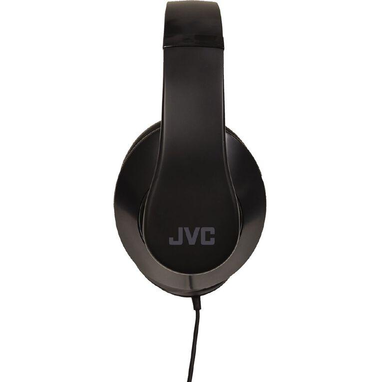 JVC Headphones Black, , hi-res