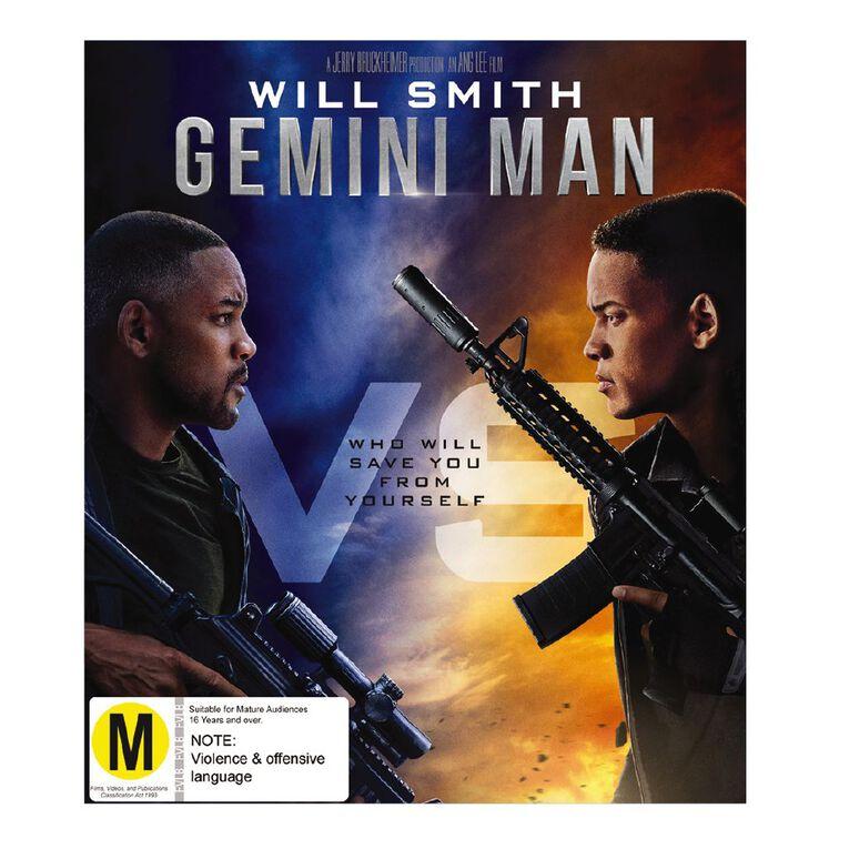 Gemini Man Blu-ray 1Disc, , hi-res