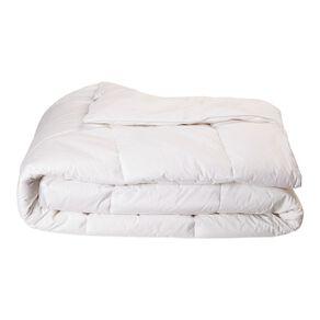 Living & Co Hotel Collection Duvet Inner NZ Wool 500gsm White