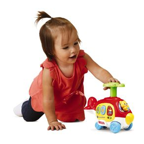 Vtech Push n Spin Helicopter