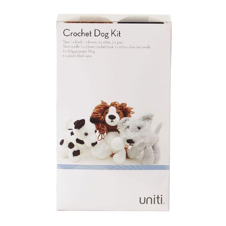 Uniti Animal Knitting Kit, , hi-res