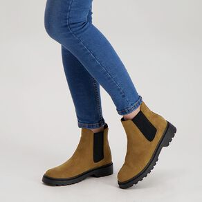 H&H Womens' Chelsea Boots