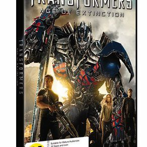 Transformers 4 Age of Extinction DVD 1Disc