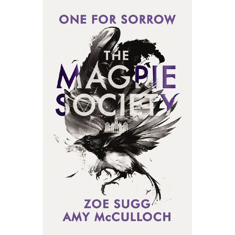 The Magpie Society #1 One for Sorrow by Zoe Sugg and Amy McCulloch, , hi-res