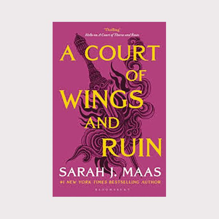 Thorns & Roses #3 A Court of Wings and Ruin by Sarah J Maas, , hi-res