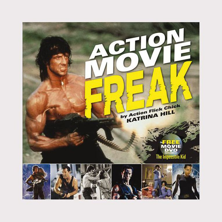 Action Movie Freak by Katrina Hill, , hi-res