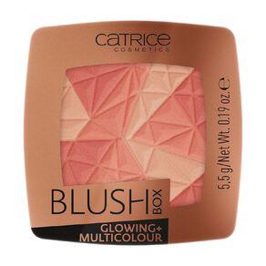 Catrice Blush Box Glowing + Multicolour 010