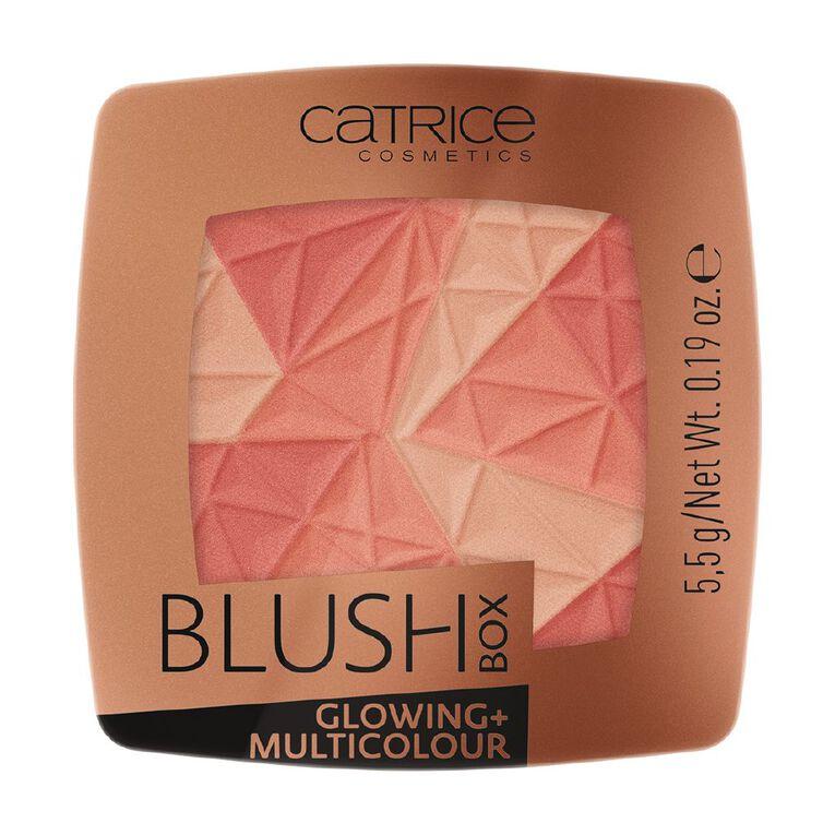 Catrice Blush Box Glowing + Multicolour 010, , hi-res