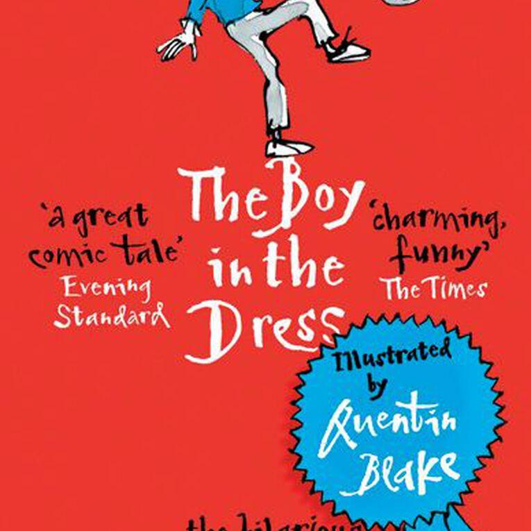 Boy In The Dress by David Walliams, , hi-res