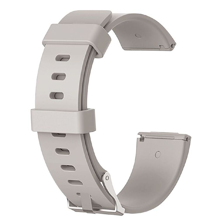 Swifty Replacement Strap For Fitbit Versa 2 & Lite Grey Small, , hi-res