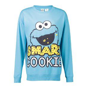 Sesame Cookie Women's Lounge Sweatshirt