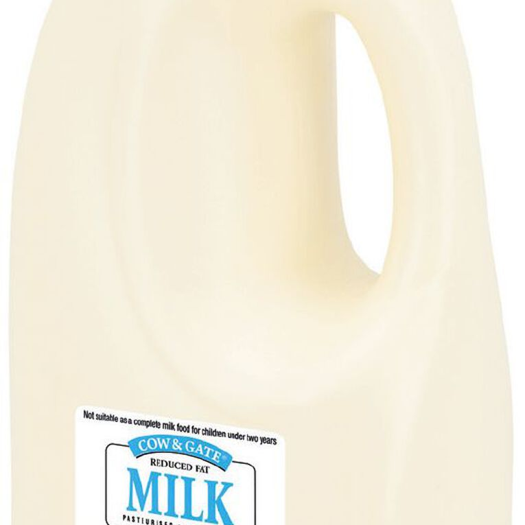 Cow & Gate Reduced Fat Light Blue Milk 2L, , hi-res