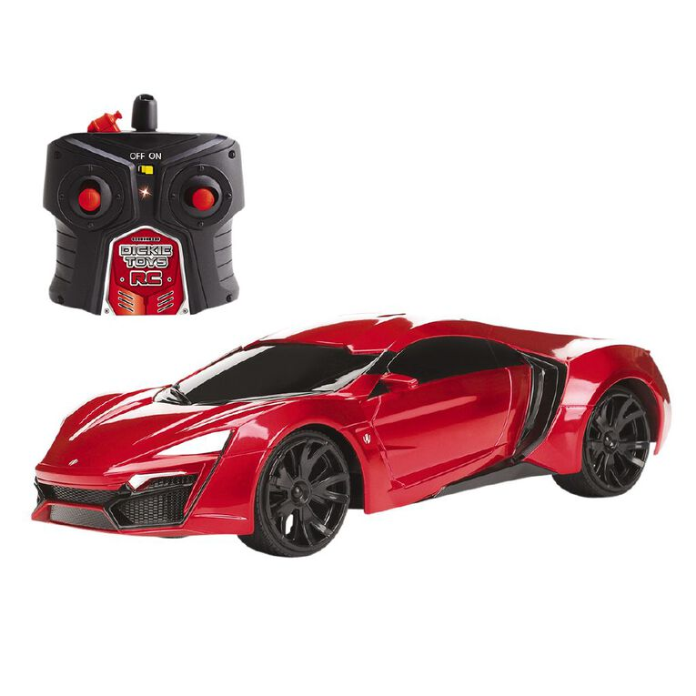 Play Studio 1:16 Big Time Muscle Hyper Charger Race Car, , hi-res