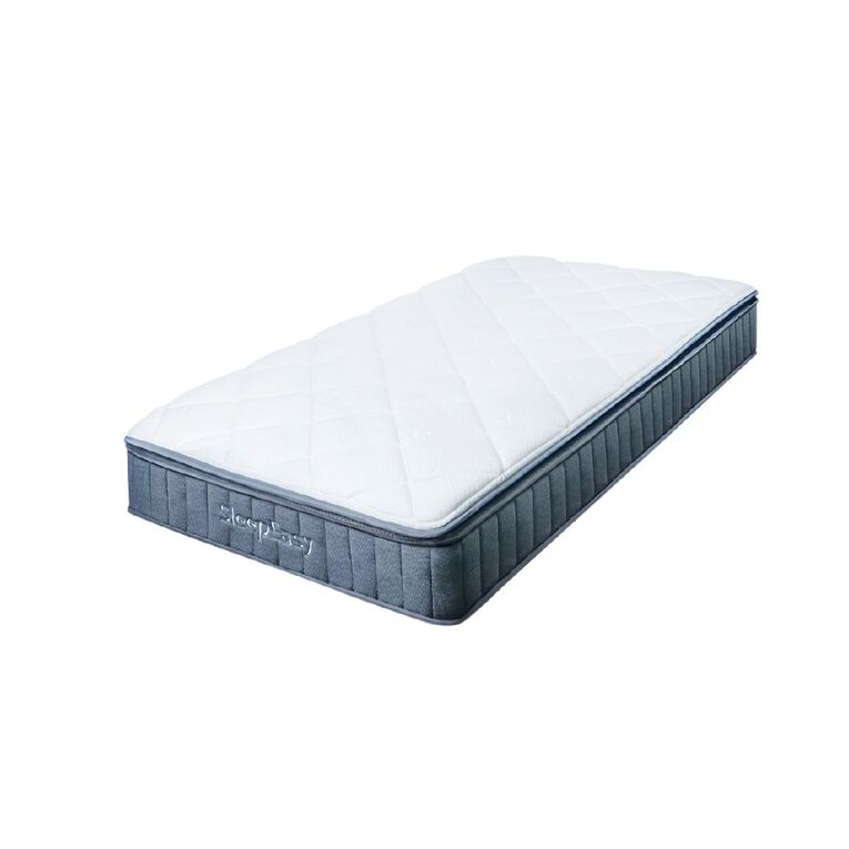 Living & Co Plush Pillow Top King Single Mattress King Single, , hi-res
