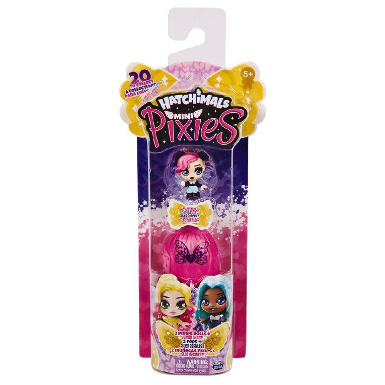 Hatchimals Mini Pixies 2 pack, , hi-res