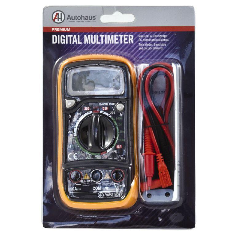 Autohaus Digital Multimeter, , hi-res
