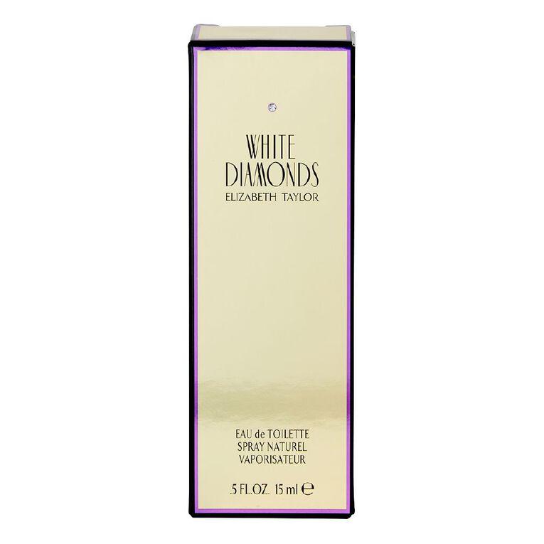 Elizabeth Taylor White Diamonds 15ml Wand, , hi-res image number null