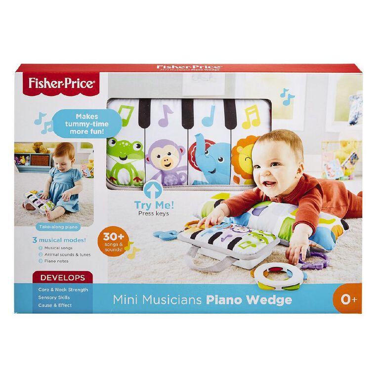 Fisher-Price Mini Musician Piano Wedge, , hi-res