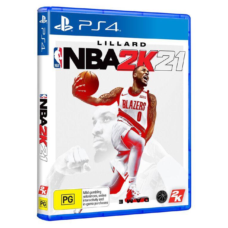 PS4 NBA 2K21, , hi-res