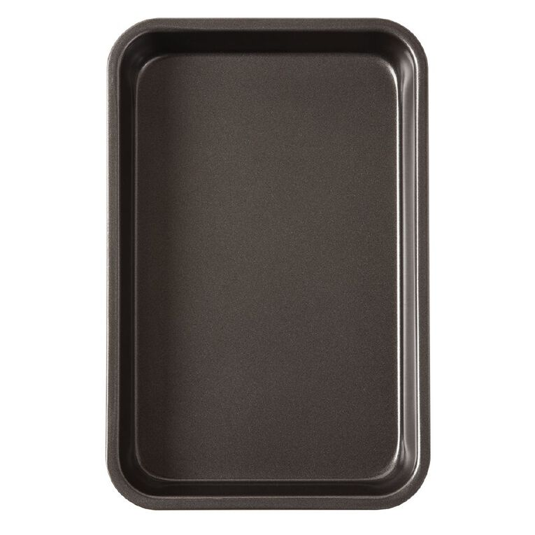 Living & Co Heavy Gauge Non Stick Slice Tray Small Small, , hi-res image number null