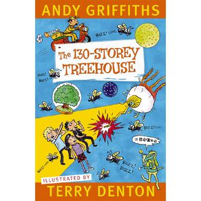 The 130 Storey Treehouse by Griffiths/Denton