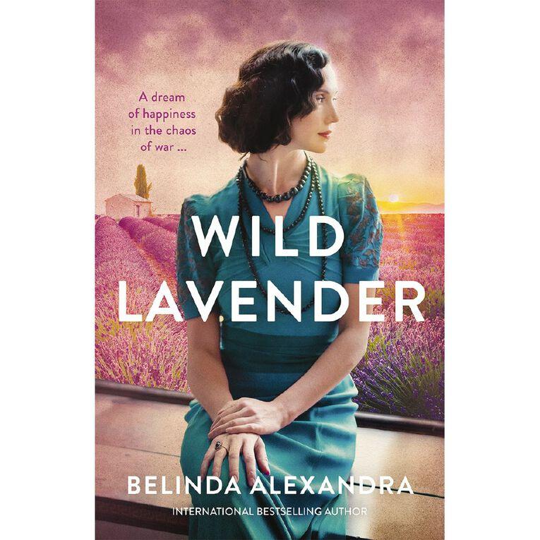 Wild Lavender by Belinda Alexandra, , hi-res