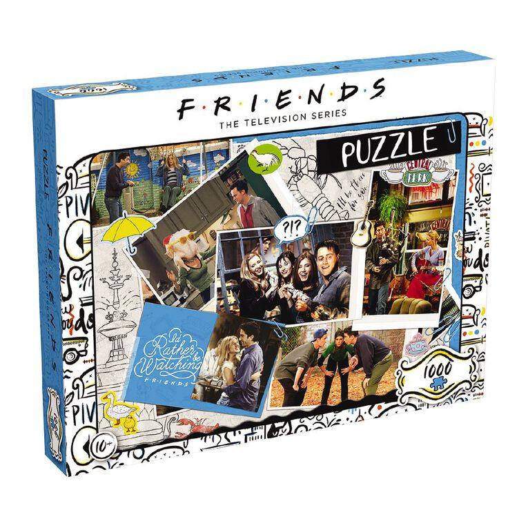 Friends Scrapbook 1000 Piece Puzzle, , hi-res image number null
