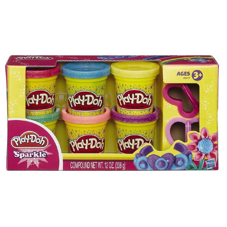 Play-Doh Sparkle Compound Collection, , hi-res