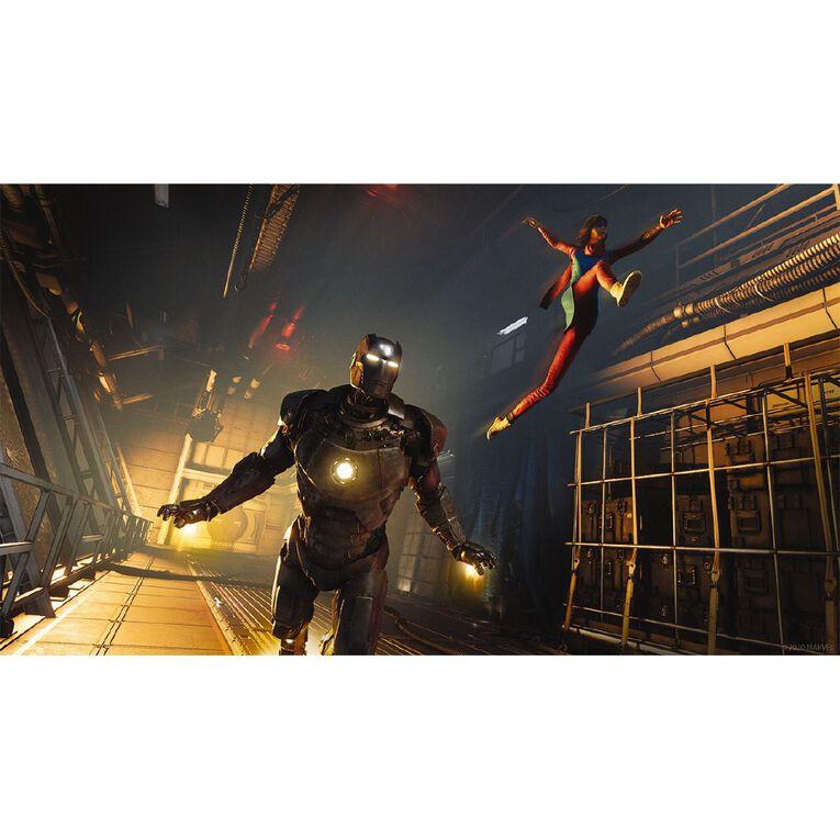 PS4 Marvel's Avengers, , hi-res