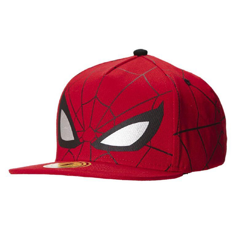Spider-Man Cap, Red, hi-res image number null
