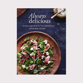 Always Delicious by Lauraine Jacobs