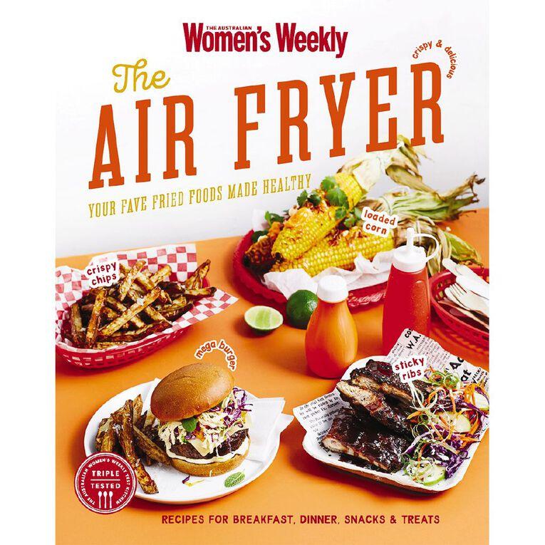 Australian Women's Weekly  Air Fryer Cookbook, , hi-res