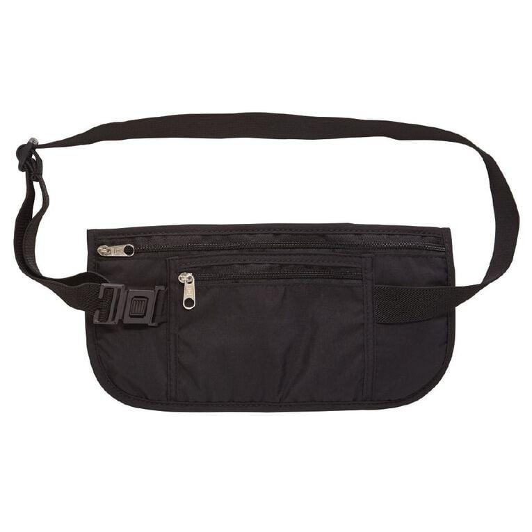 Intrepid Security Waist Belt, Black, hi-res
