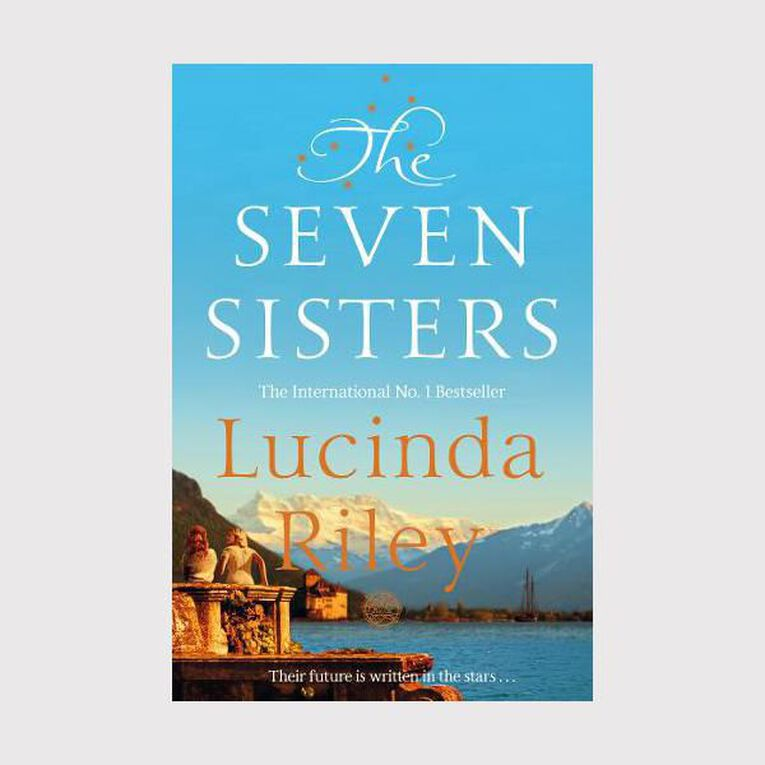 Seven Sisters #1 The Seven Sisters by Lucinda Riley, , hi-res