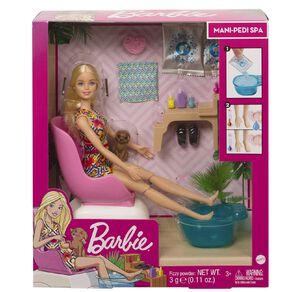 Barbie Wellness Manicure & Pedicure Set