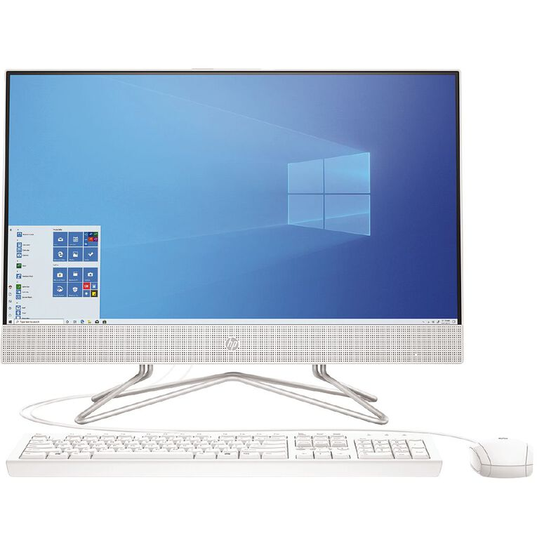 HP 24-df0017a 23.8 inch All-in-One Desktop, , hi-res image number null