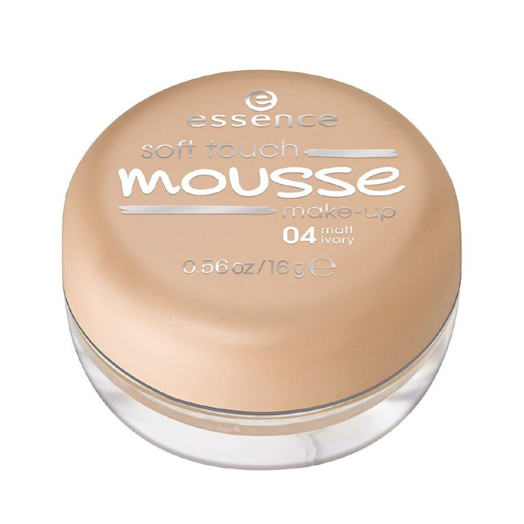 Essence Soft Touch Mousse Make-up 04, , hi-res image number null